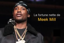 Photo de Quelle est la fortune de Meek Mill?
