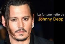 Photo of La fortune de Johnny Depp