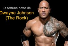 Photo of La fortune nette de Rock Dwayne Johnson
