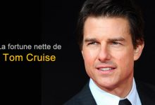Photo of La fortune nette de Tom Cruise